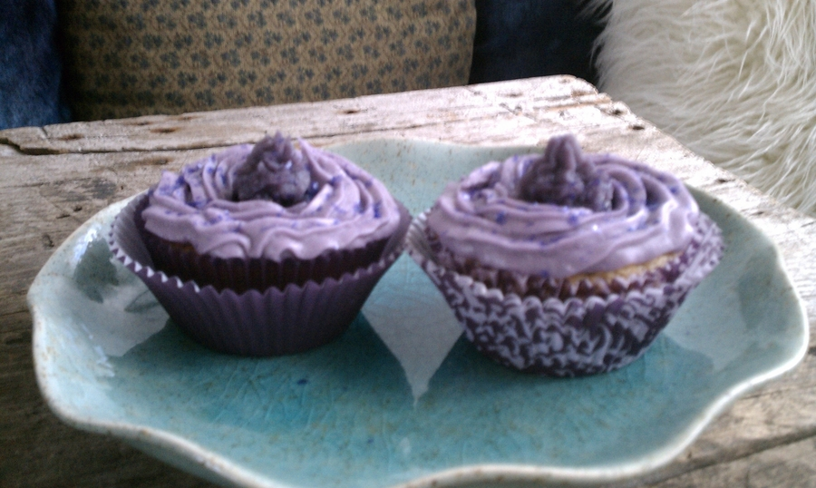 Ube! on Cake Central