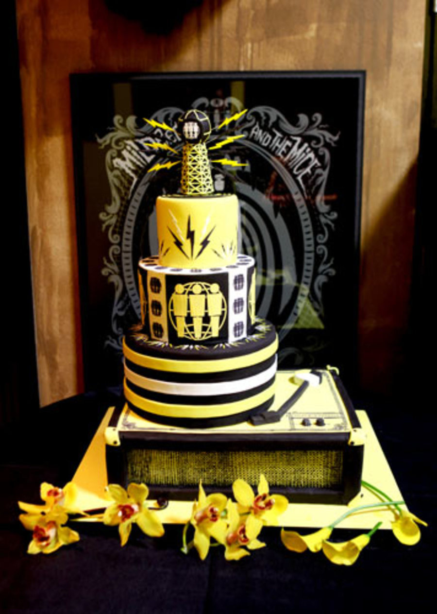 Jack White/third Man Records Cake on Cake Central