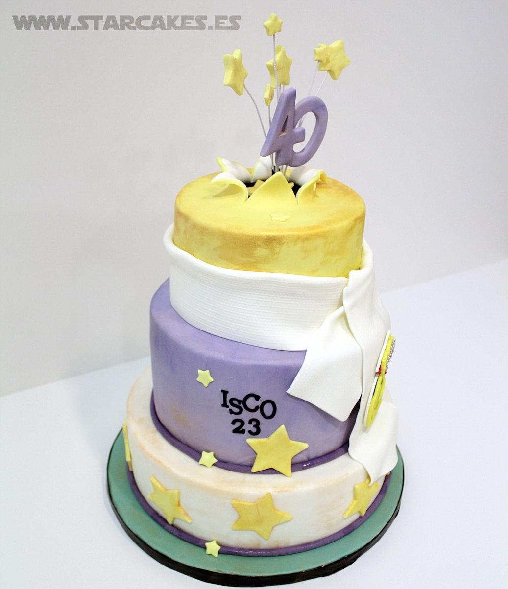 Real Madrid Birthday Cake CakeCentralcom - Real birthday cake images