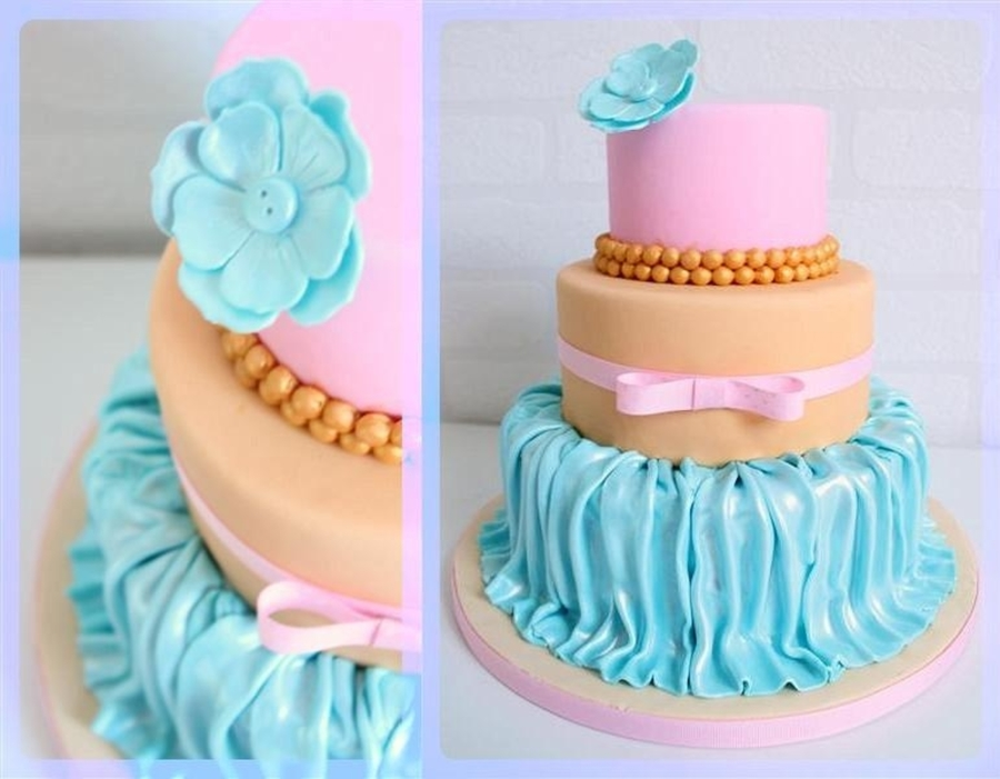 Color-Fun By I Made Cake on Cake Central