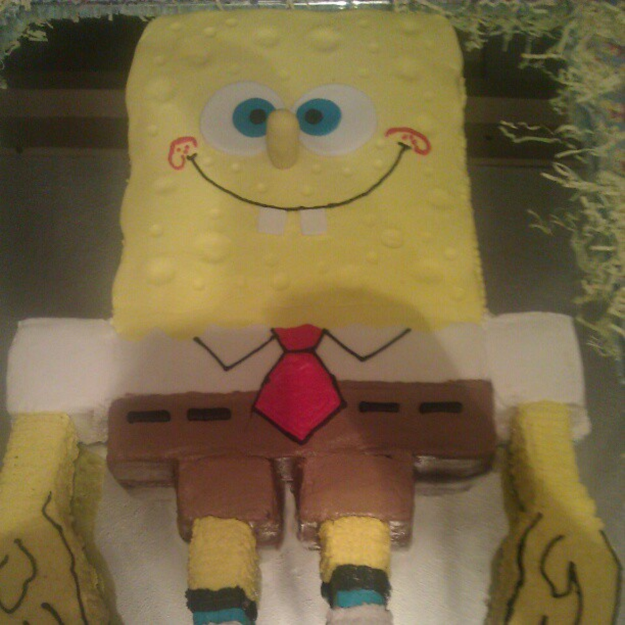 Spongebobbmp on Cake Central