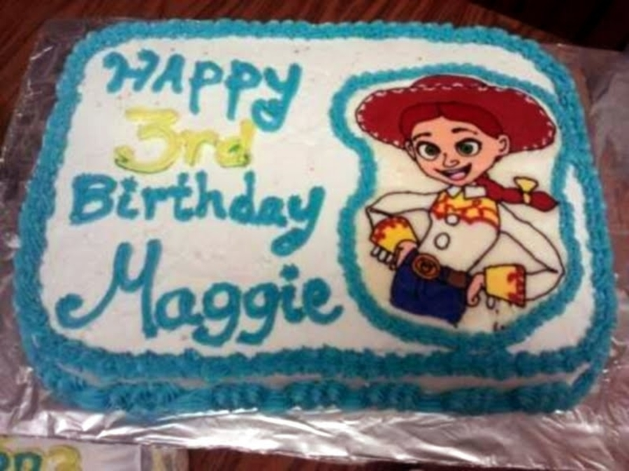 Maggie's Toy Story Cake on Cake Central