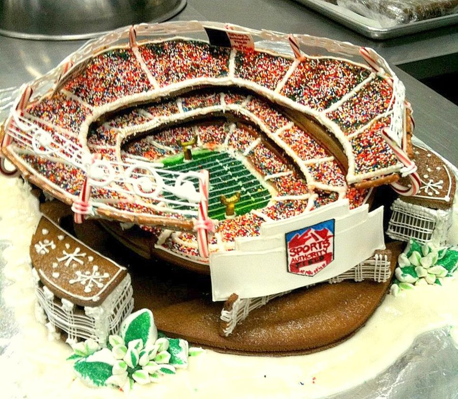 Sports Authority Field At Mile High Cakecentral Com