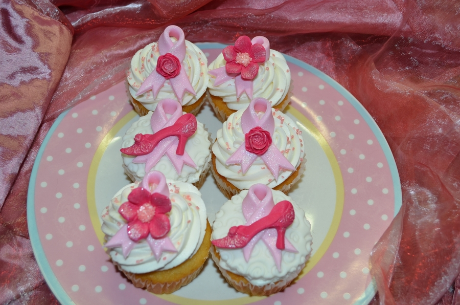 Cupcakes For Cancer on Cake Central