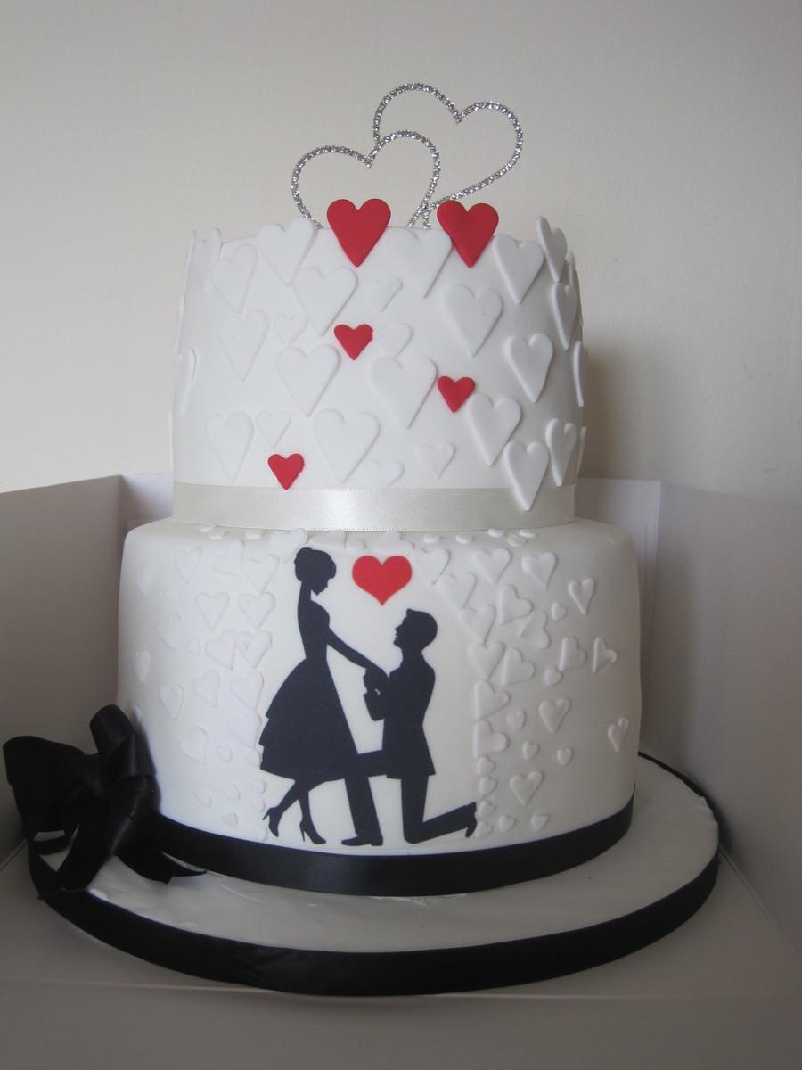 Woodland Wedding Cake Tutorial