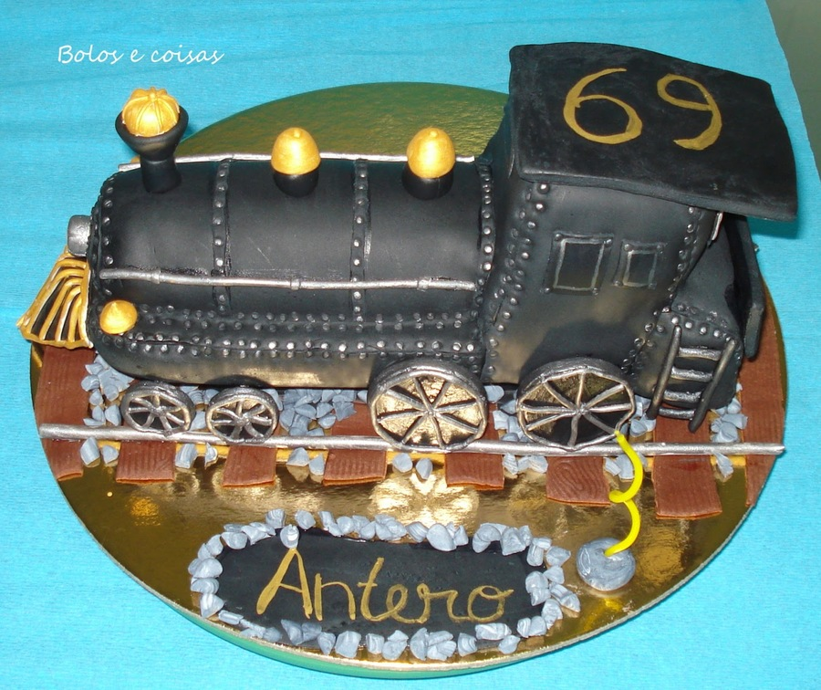 Train on Cake Central