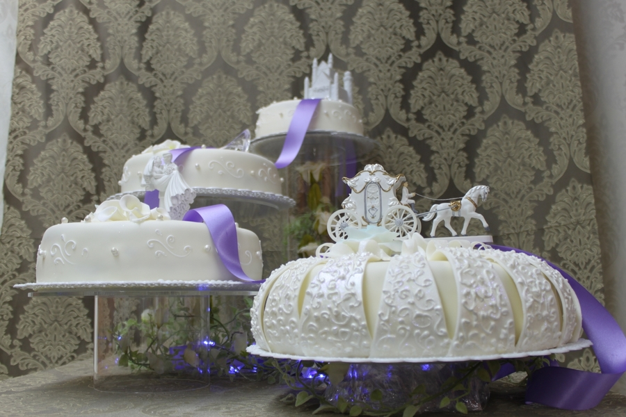 Round Wedding Cakes on Cake Central
