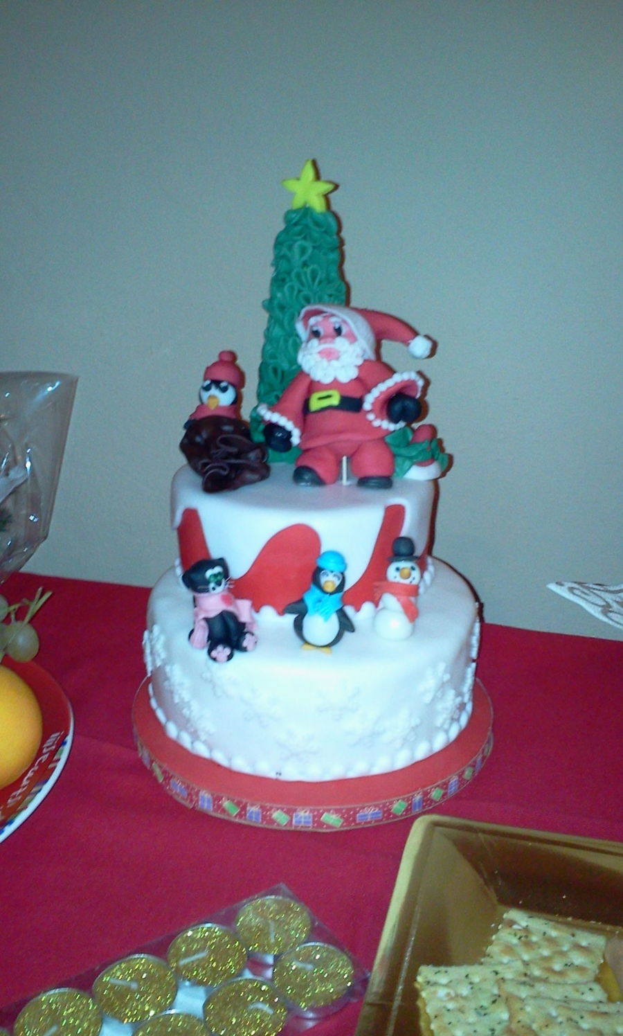 Merry Christmas!!! on Cake Central