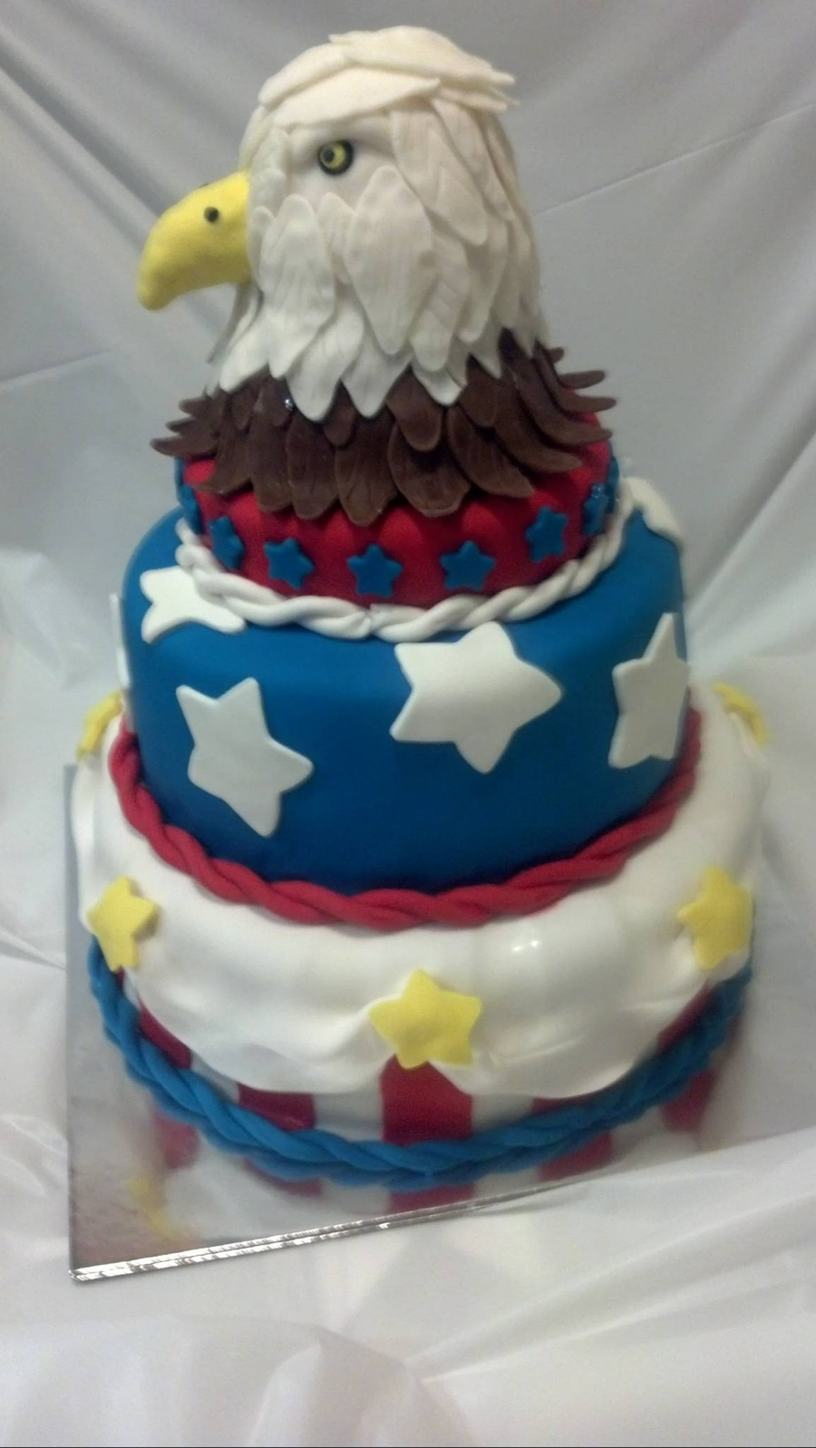 Fourth Of July Cake on Cake Central