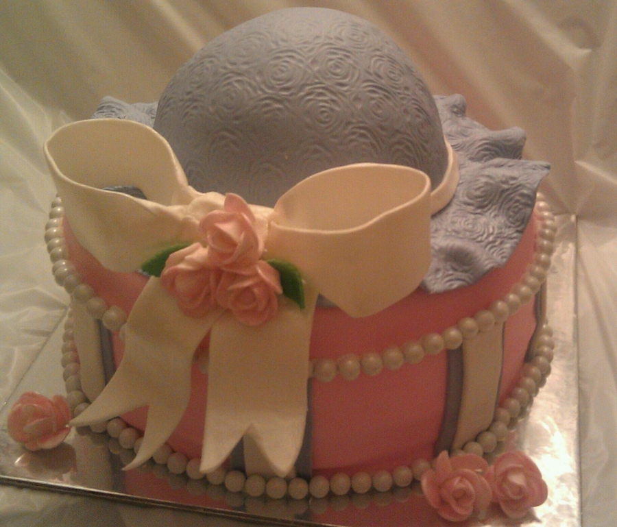 Hat Cake on Cake Central