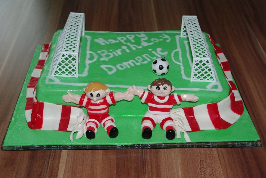 Fussball on Cake Central