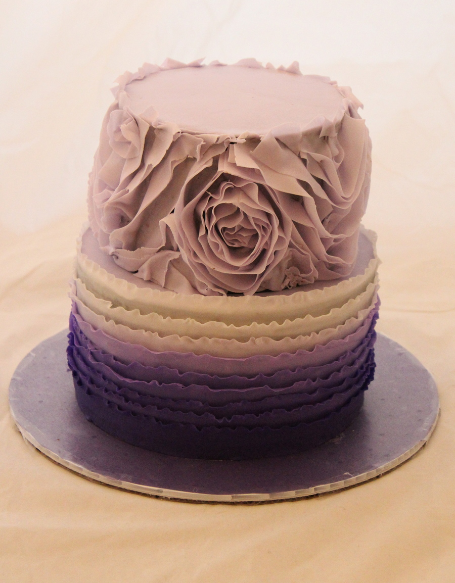 Cake Made Using Torta Cakes Tutorial And Sharon Wees Tutorial on Cake Central