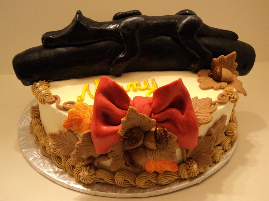 """the Blind Wolf Pipe"" on Cake Central"