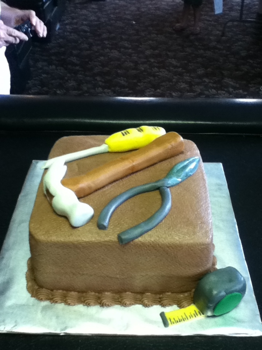 Groom's Tool Cake on Cake Central