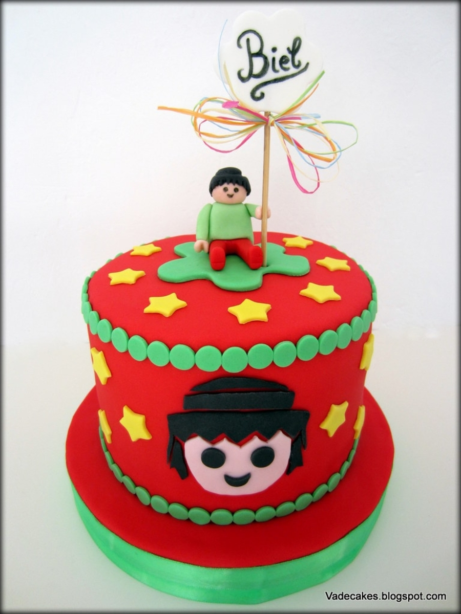 Playmobil Cake on Cake Central
