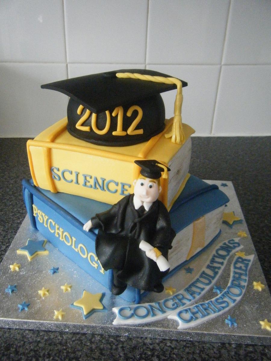 Graduation Cake - CakeCentral.com