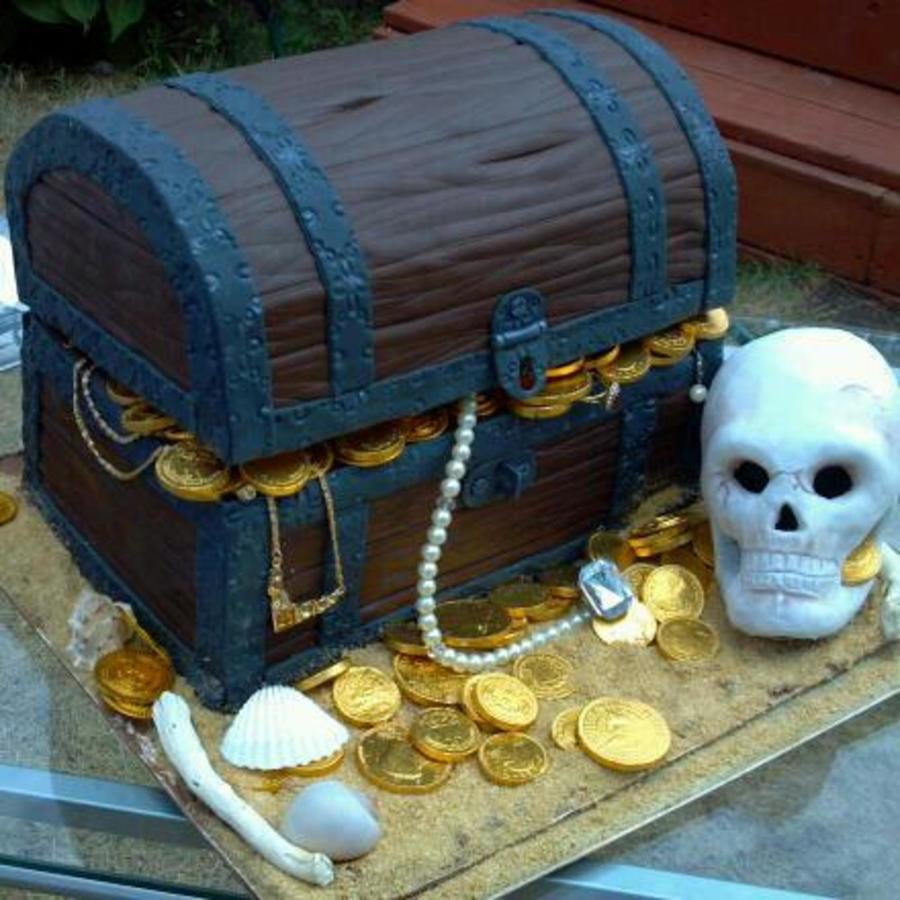 A Pirate's Treasure on Cake Central