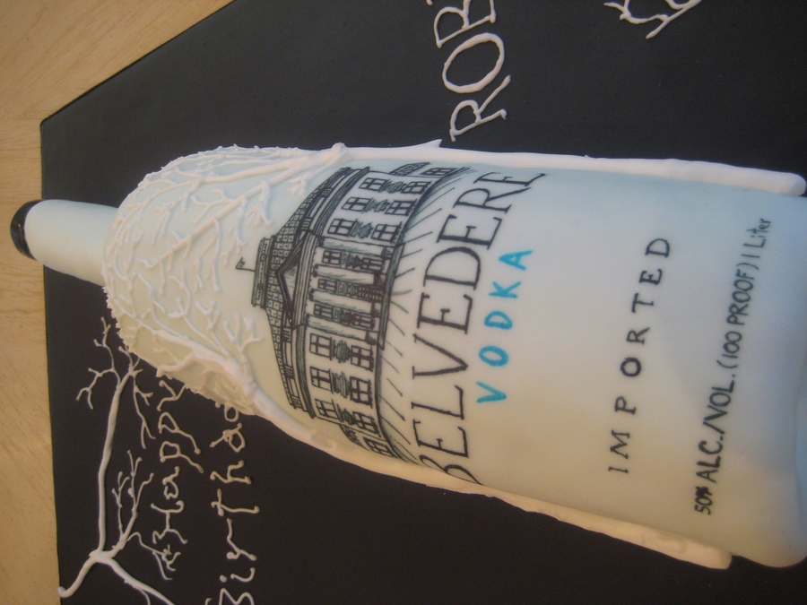 Belvedere on Cake Central