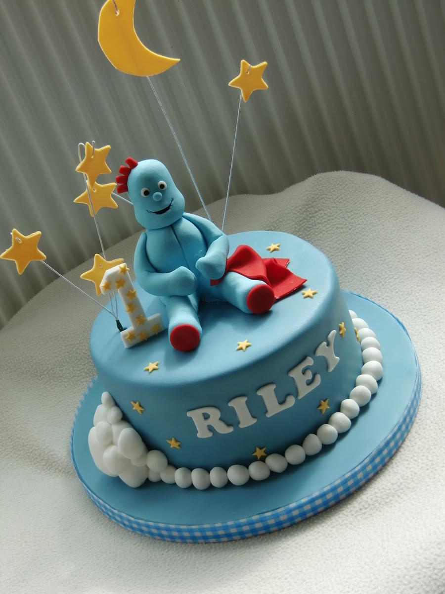 In The Night Garden St Birthday Cake