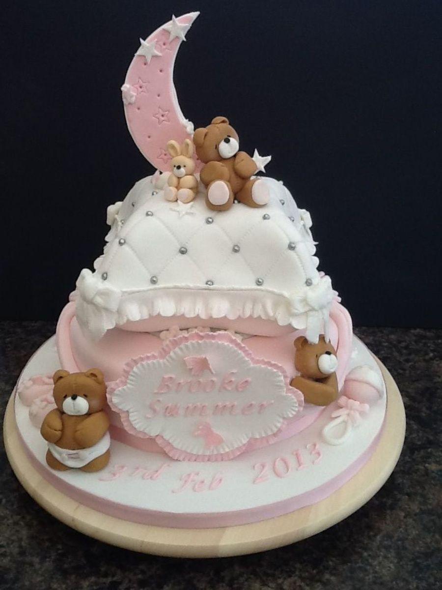 Christening Cake Cakecentral Com
