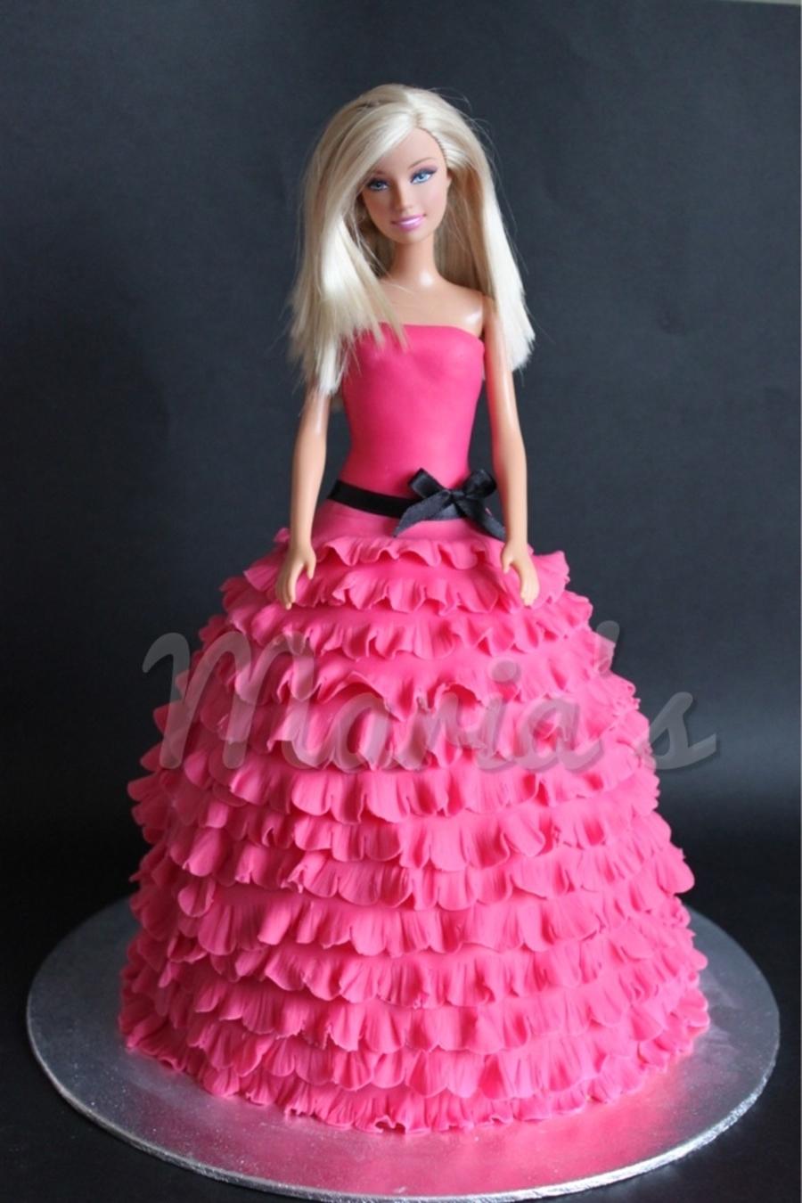 Barbie Chocolate Cake Games