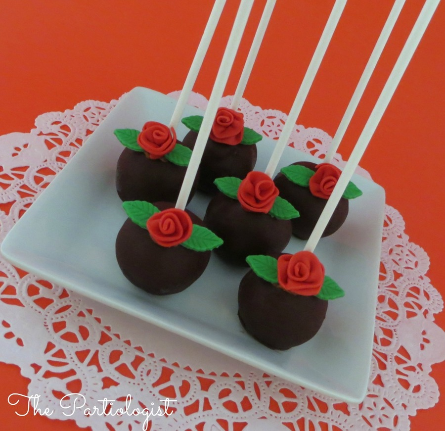 Red Velvet Cake Pops on Cake Central