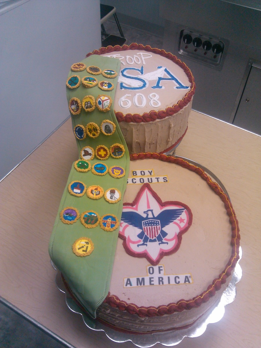 Bsa Celebration on Cake Central