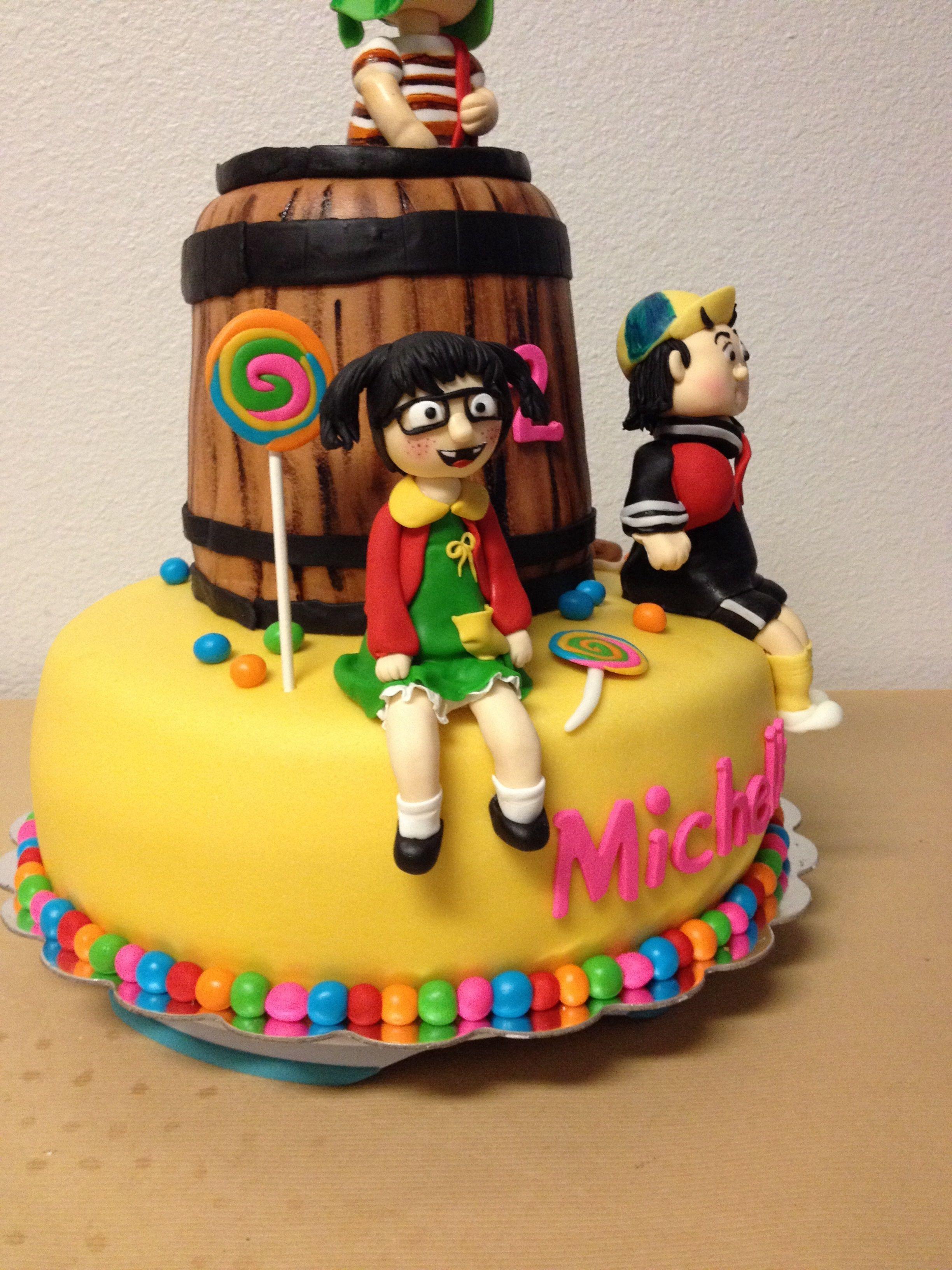 El Chavo Del 8 Birthday Cake Cakecentral Com