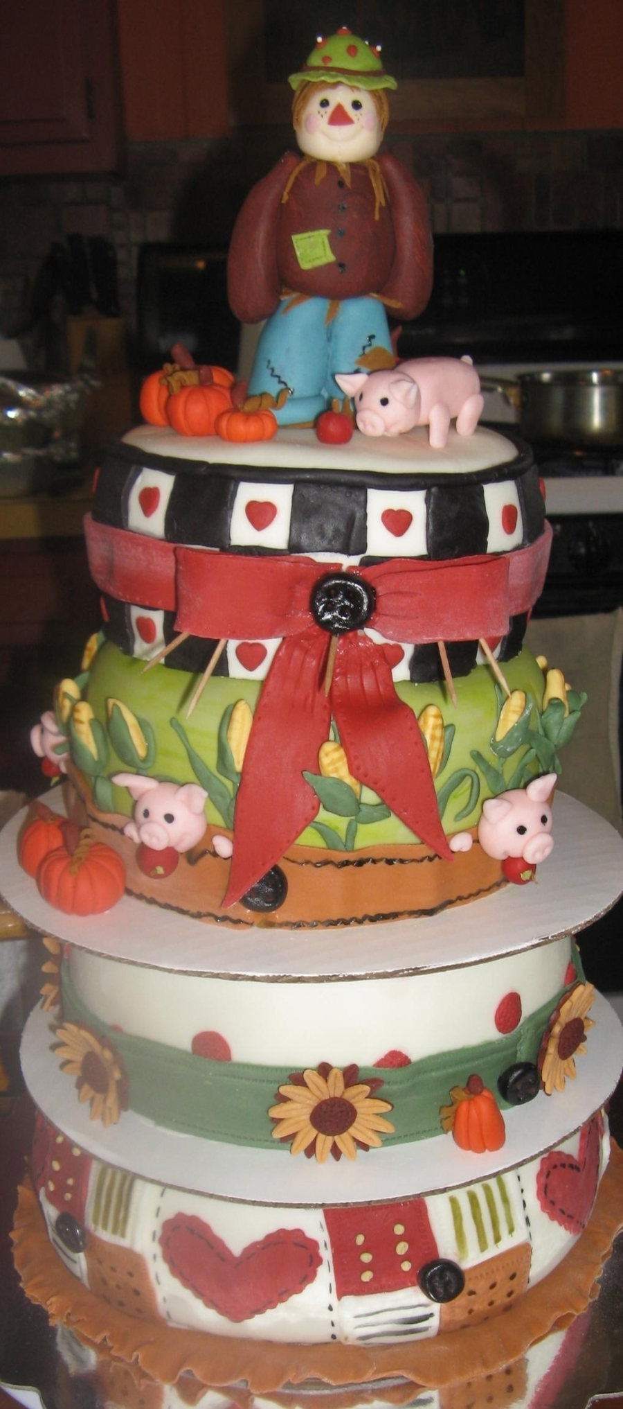 Children Of The Heart on Cake Central