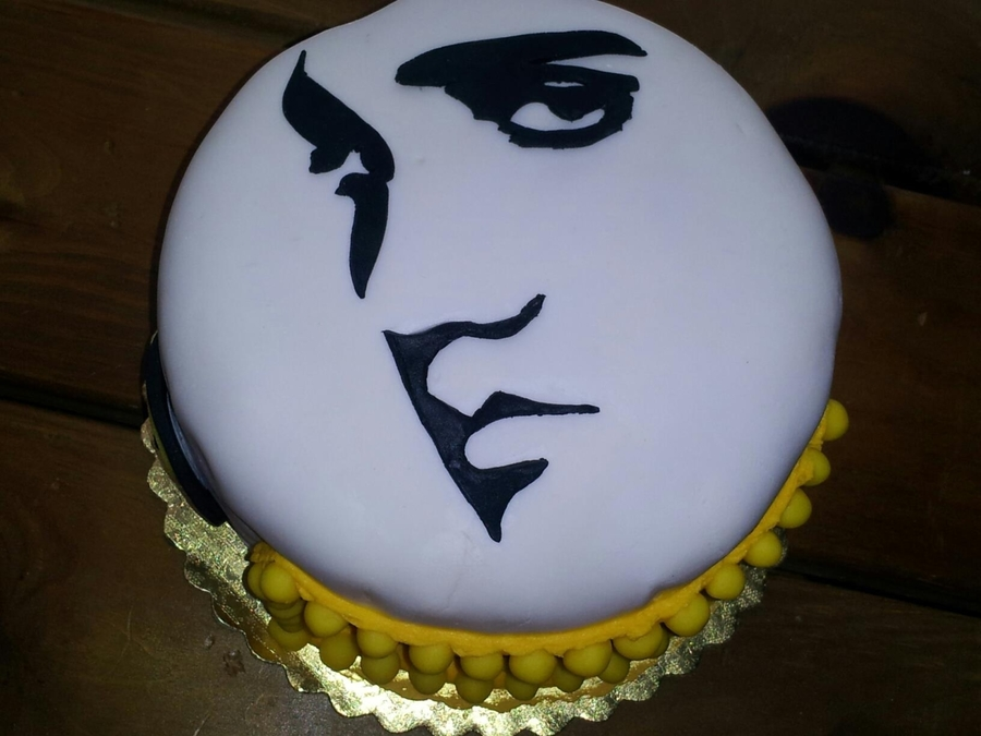 Elvis Themed Birthday Cakes