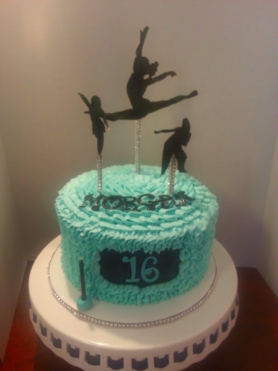 Pictures Of Sweet Sixteen Birthday Cakes