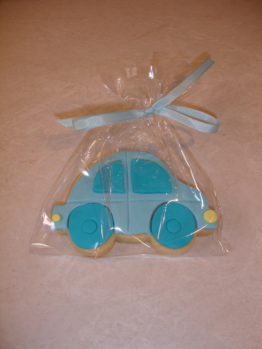 Car on Cake Central