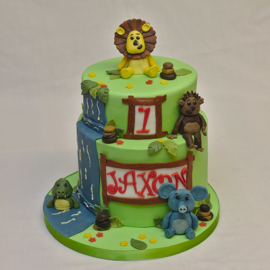 Raa Raa The Noisy Lion Cakecentral