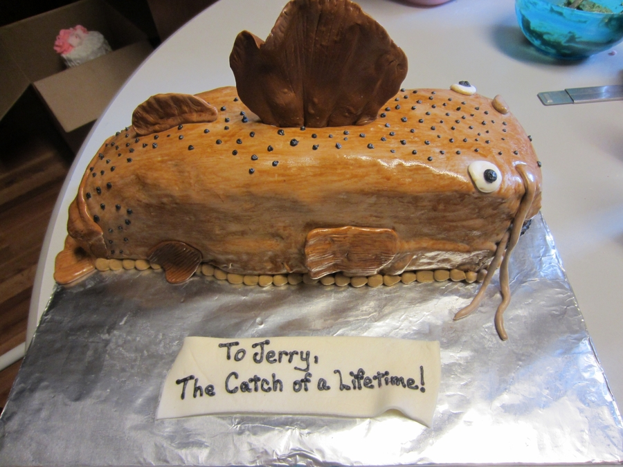 The Catch Of A Lifetime on Cake Central