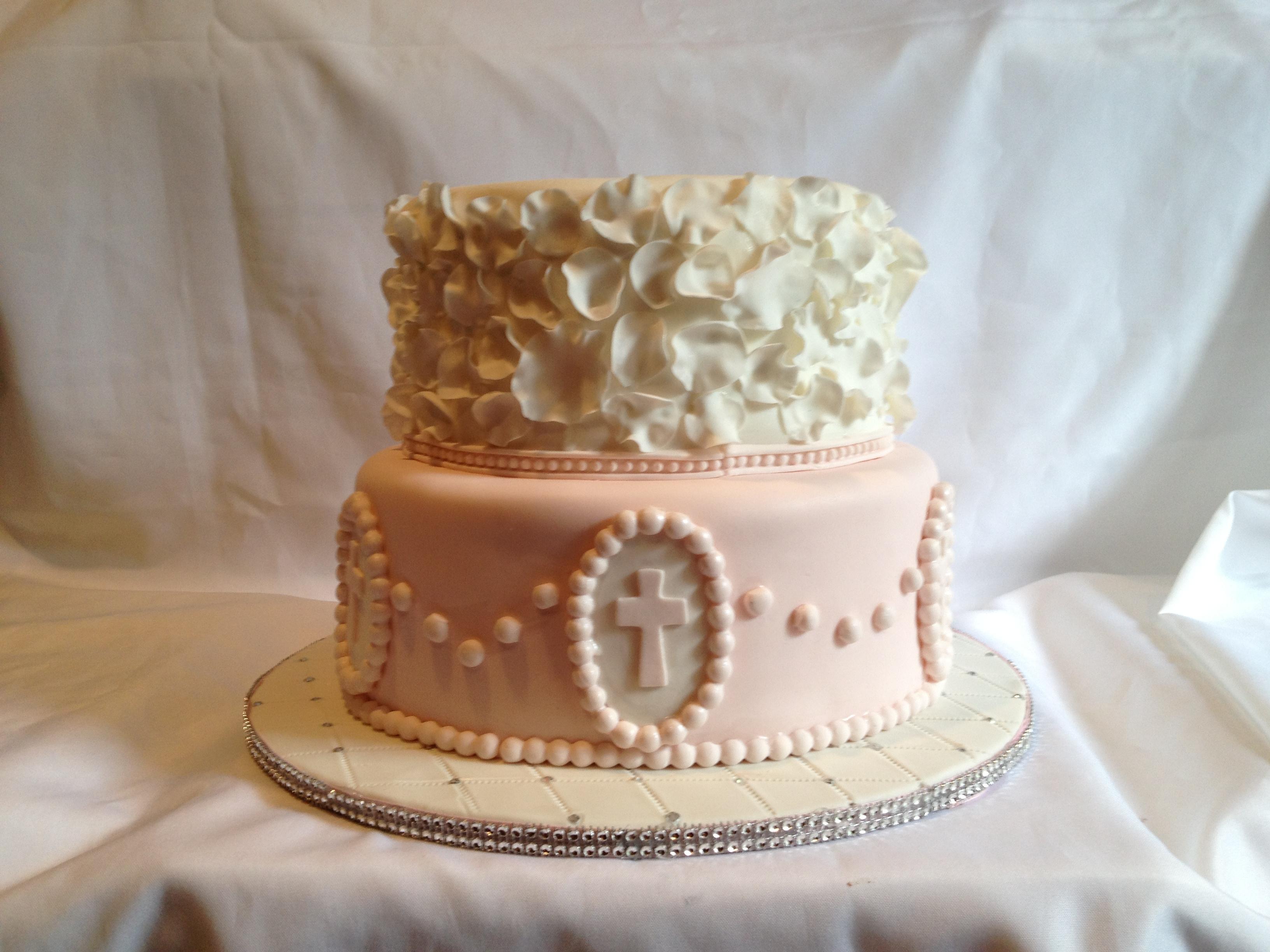 Holy Communion Cakes Designs