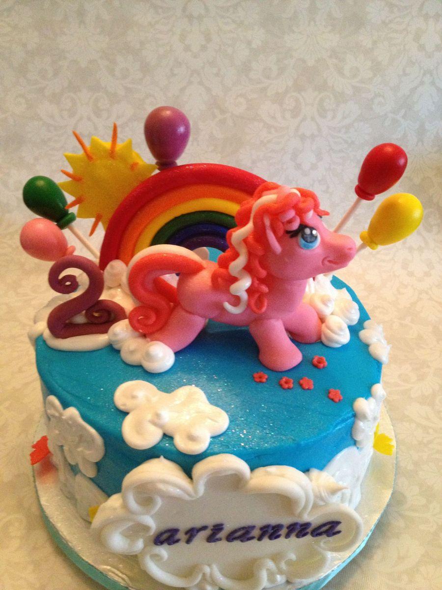 my little pony birthday cake  cakecentral