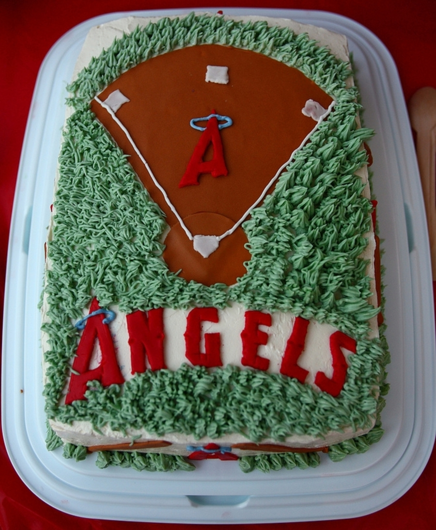 Go Angels! Spring 2012 on Cake Central
