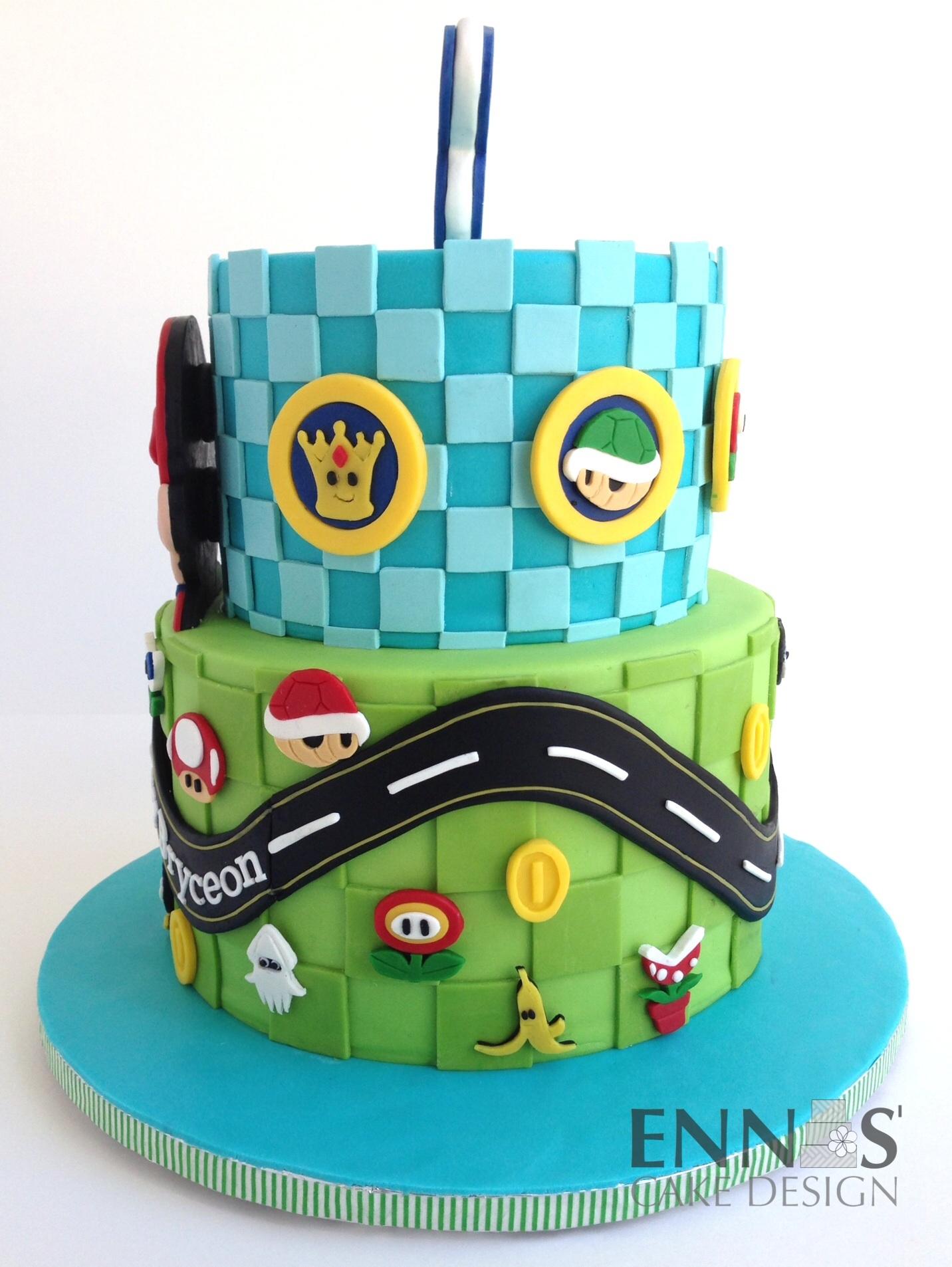 Mario Kart 8 Cakecentral Com