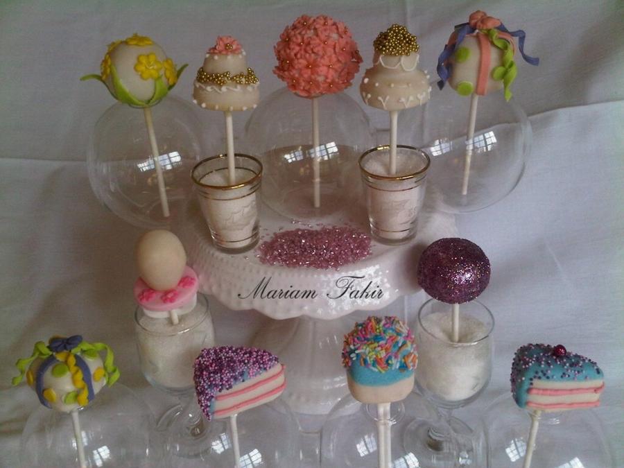 Images Of Cute Cake Pops : Super Cute Cake Pops - CakeCentral.com