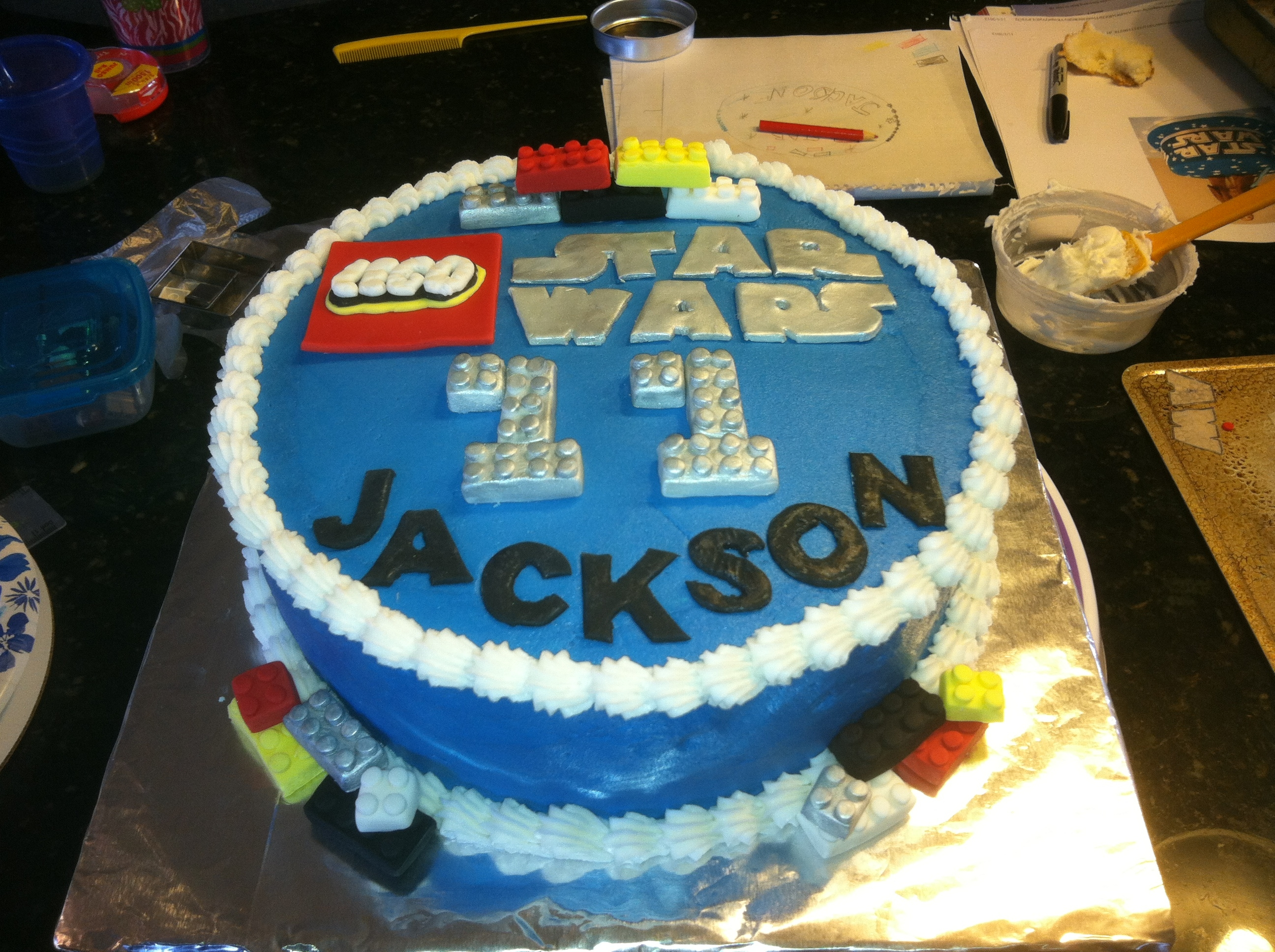 Lego Cake Walmart