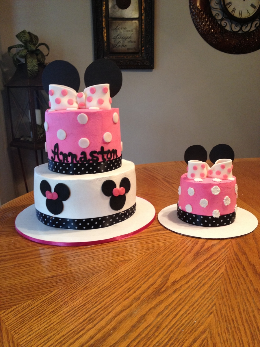 Minnie Mouse Cakecentral Com