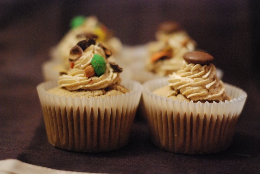 Coffee Cupcakes on Cake Central