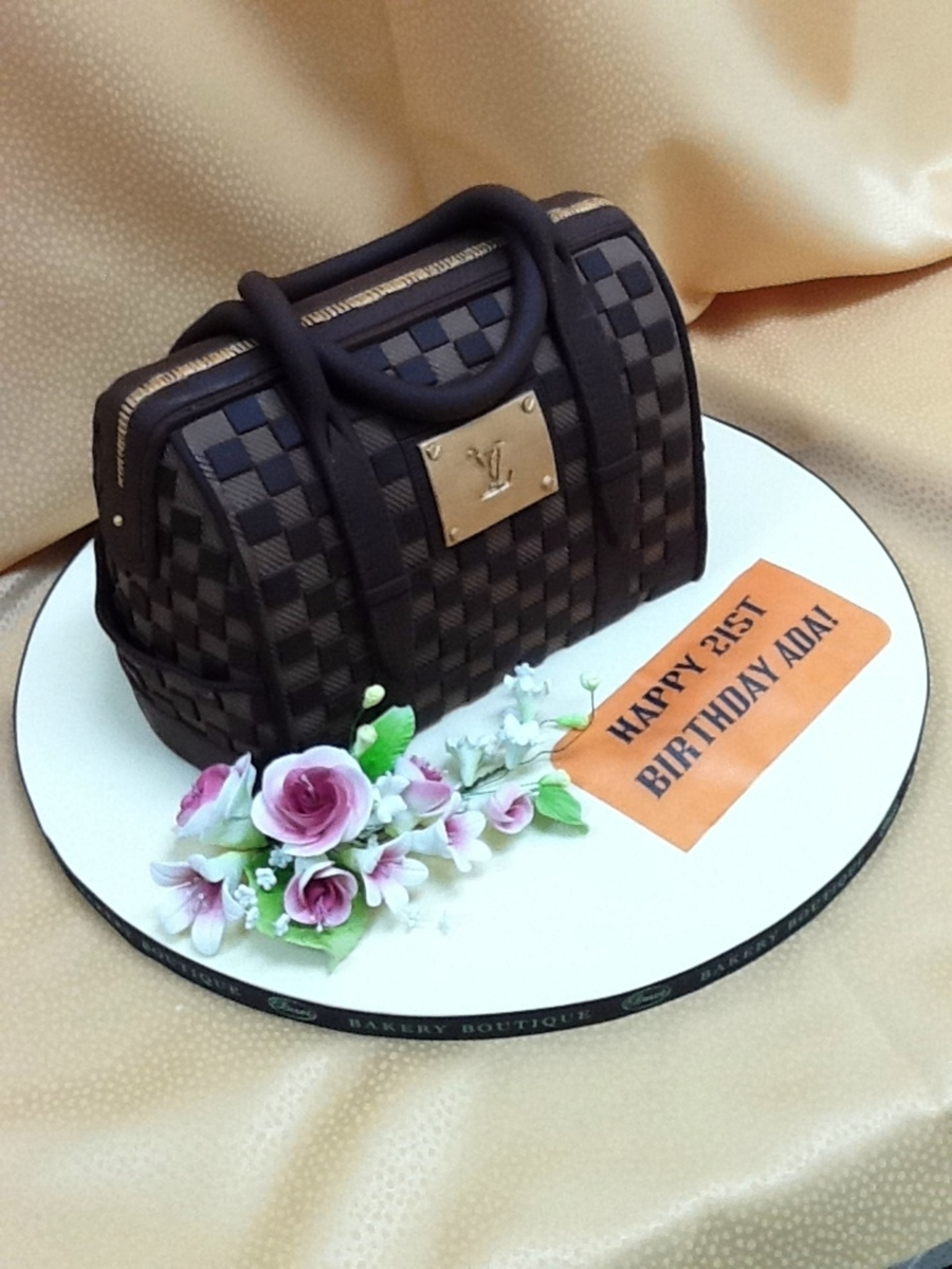 Bakery In Brooklyn - Louis Vuitton Cake on Cake Central