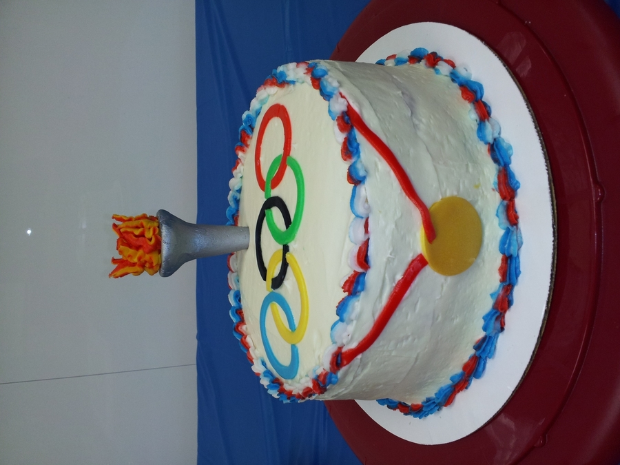 Olympics on Cake Central