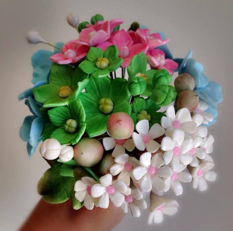 Sugar Flower Bouquet Cakecentral