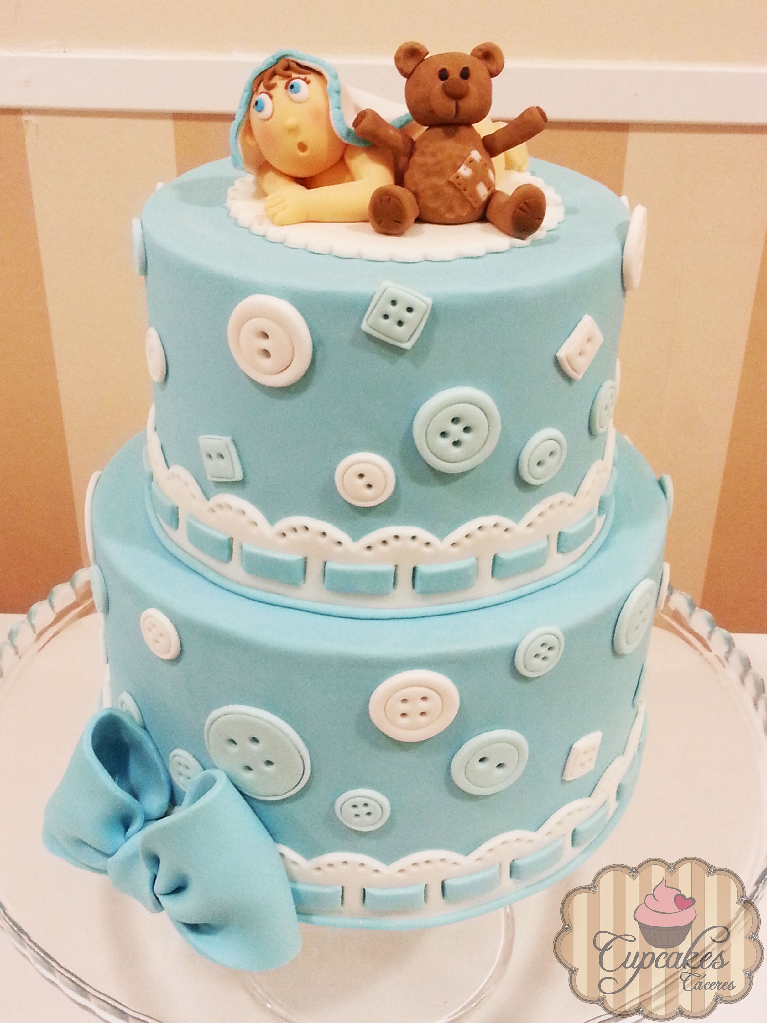 Baby Boy Cake on Cake Central