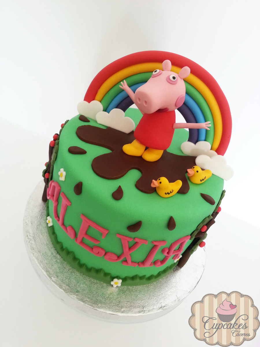 Permalink to Peppa Pig Cake Recipe
