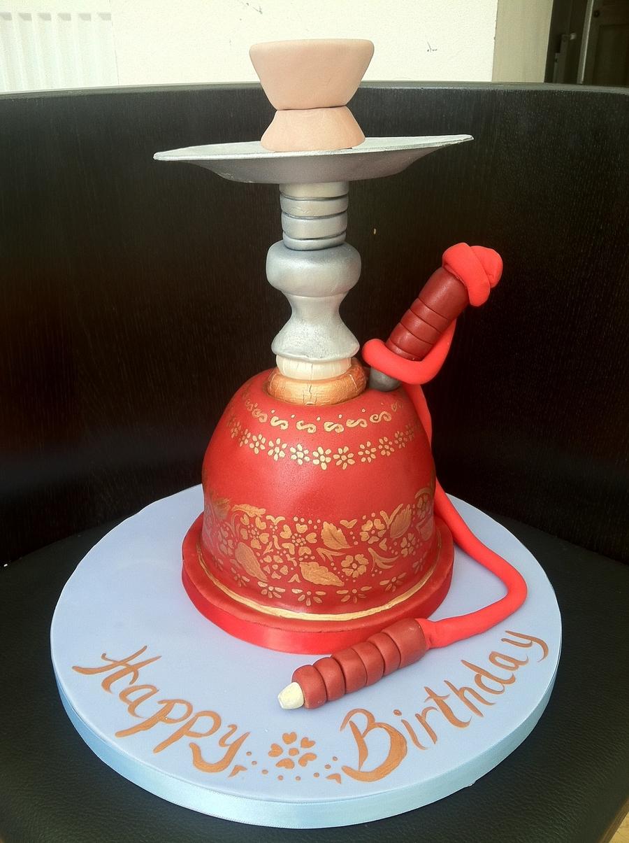 Hookah Cake Images