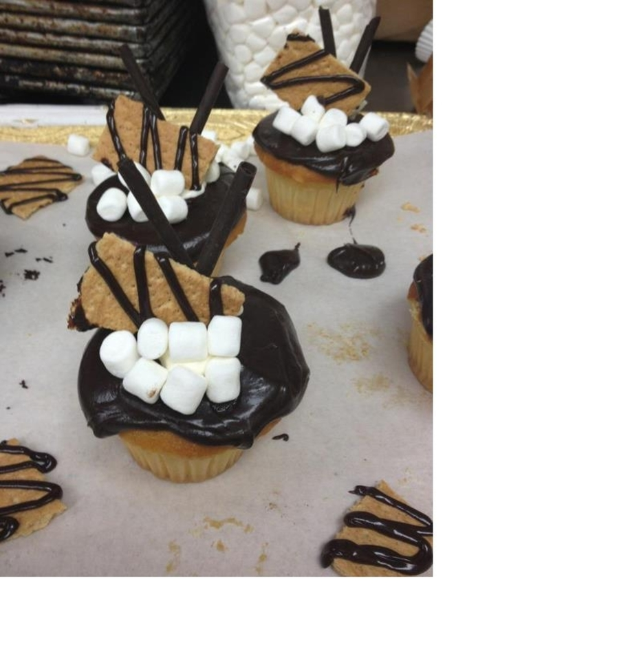 S'mores Cupcakes on Cake Central
