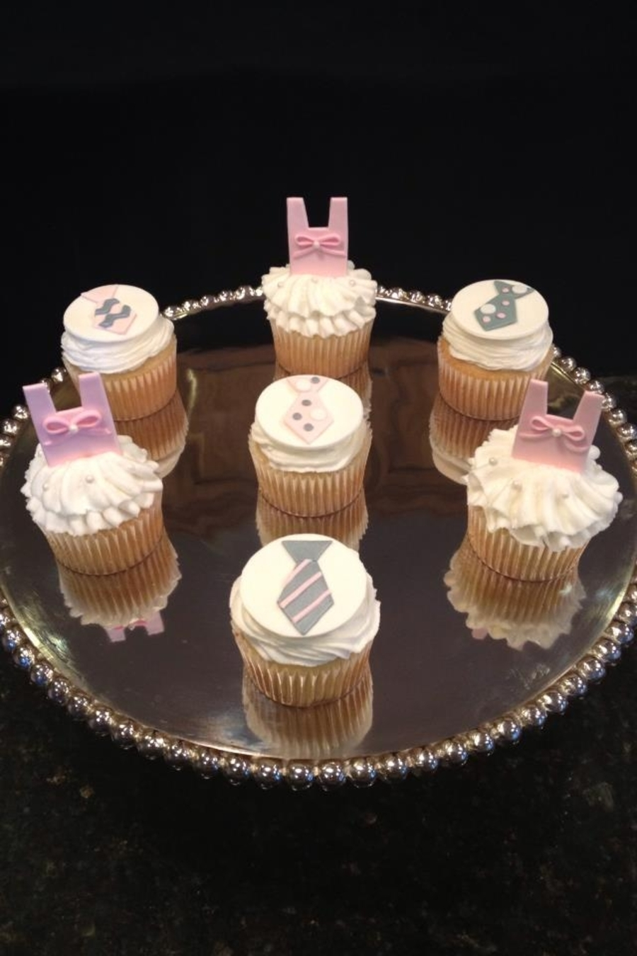 Tutu And Ties Cupcakes on Cake Central
